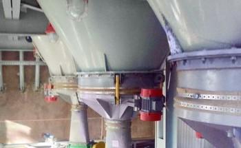 Дозатор борошна для хлібобулочних підприємств.
