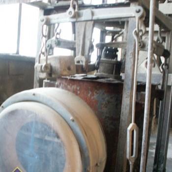 Дозатор цемента